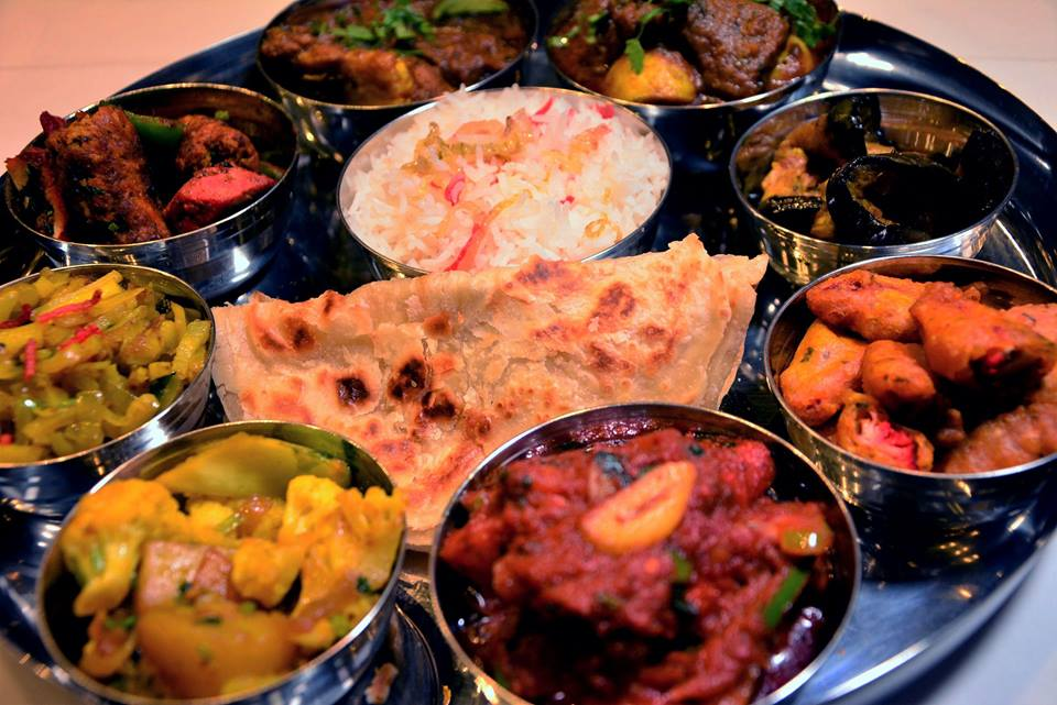 Thali Night (Indian Tapas)